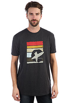 Футболка QUIKSILVER Endlesssummer Charcoal Heather