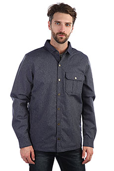 Куртка QUIKSILVER Wildca Denim Dress Blues