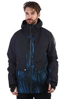 Куртка QUIKSILVER Tr Ambit Daphne Blue_stellar