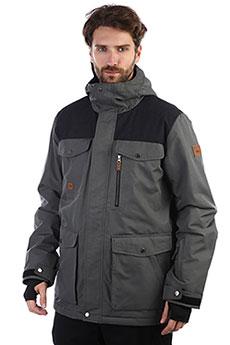 Куртка утепленная QUIKSILVER Raft Grey Heather