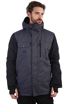 Куртка утепленная QUIKSILVER Mission Deni Dress Blues