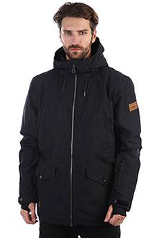 Куртка утепленная QUIKSILVER Drift Black