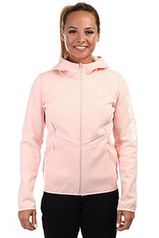 Толстовка классическая женская ANTA 86837734 Розовая