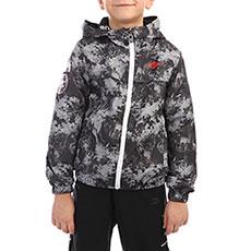 Куртка детская ANTA W3588640 Черная