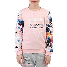 Толстовка классическая детская ANTA W3688705 Розовая