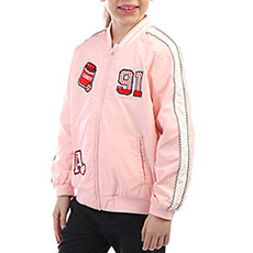 Бомбер детский ANTA W3689643 Розовый