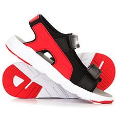 Сандалии Чёрный/Красный/Белый|Чёрный/Красный/Белый|33