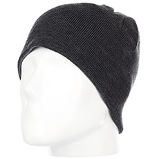 Шапка QUIKSILVER M&w Beanie Black Heather