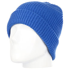 Шапка QUIKSILVER Routine Beanie Daphne Blue