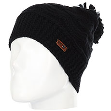 Шапка носок QUIKSILVER Winter Beanie True Black