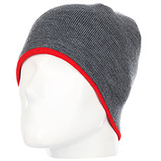 Шапка QUIKSILVER M&w Beanie Grey Heather