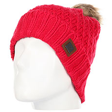 Шапка женская Roxy Blizzard Beanie Teaberry