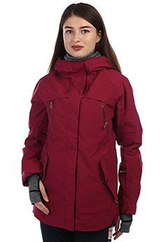 Куртка женская Roxy Tribe Beet Red