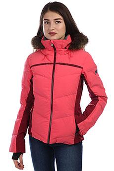 Куртка утепленная женская Roxy Snowstorm Teaberry