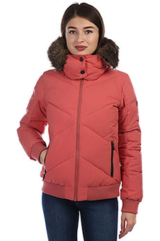 Куртка зимняя женская Roxy Hanna Dusty Cedar