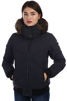 Куртка зимняя женская Roxy Hanna True Black