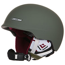 Шлем для сноуборда женский Roxy Angie Four Leaf Clover