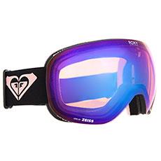 Маска для сноуборда женский Roxy Popscreen Tb True Black torahs R