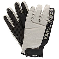 Перчатки сноубордические DC Deadeye Glove Neutral Gray