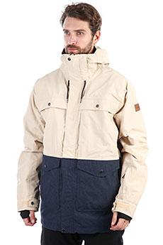 Куртка утепленная QUIKSILVER Horizon Mojave Desert