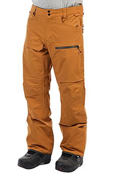 Штаны сноубордические QUIKSILVER Tr Stretch Golden Brown