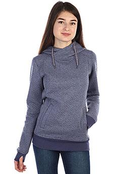 Толстовка сноубордическая женская Roxy Dispy Hoodie Crown Blue