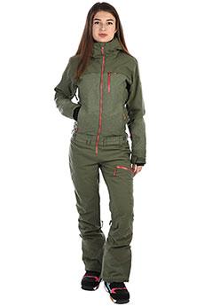 Комбинезон сноубордический женский Roxy Illusion Suit Four Leaf Clover