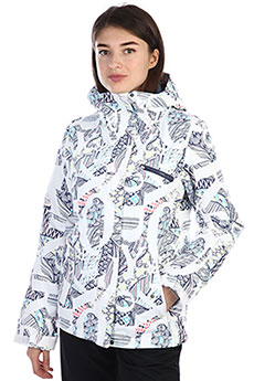 Куртка женская Roxy Jetty Bright White_freespa