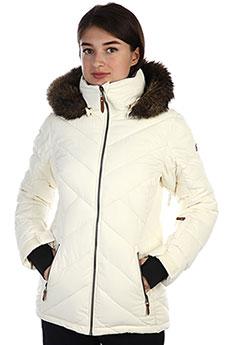Куртка утепленная женская Roxy Quinn Egret