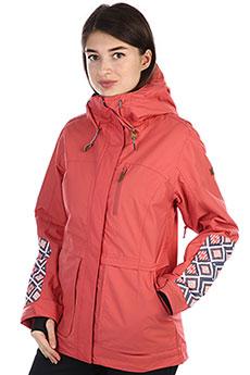 Куртка утепленная женская женская Roxy Andie Dusty Cedar