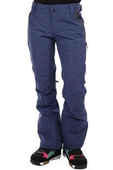 Штаны сноубордические женские Roxy Rushmore Crown Blue