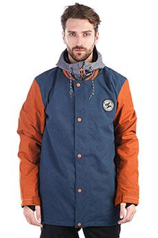 Куртка утепленная DC Dcla Insignia Blue