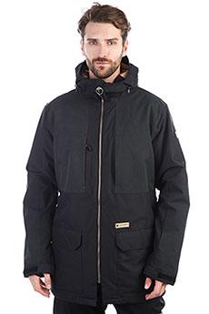Куртка утепленная DC Summit Black