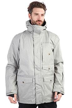 Куртка утепленная DC Servo Neutral Gray