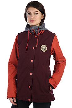 Куртка утепленная женская DC Dcla Winetasting