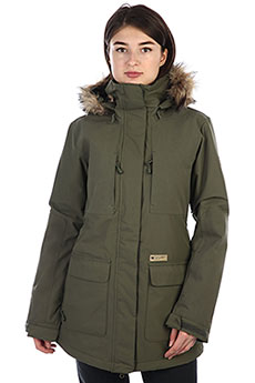 Куртка утепленная женская DC Panoramic Beetle