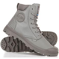 Ботинки высокие Palladium Sc Shadow Wpr M Charcoal Grey