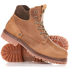 Ботинки зимние WRANGLER Yuma Fur S Brown