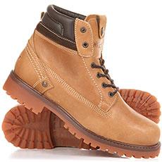 Ботинки зимние WRANGLER Yuma Creek Fеlt Fur Rust
