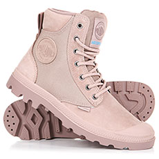 Ботинки высокие женские Palladium Spor Cuf Wpn U Fawn