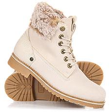 Ботинки зимние женские WRANGLER Creek Alaska Fur S Cream