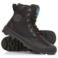 Ботинки высокие женские Palladium Spor Cuf Wpn U Black