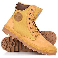 Ботинки высокие Palladium Spor Cuf Wpn U Amber Gold