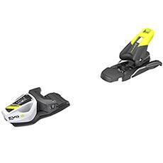 Крепления для лыж Head Evo 9 Ac Jr. Race Brake 78 Solid Black/Flash Yellow