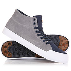Кеды высокие DC Evan Smith Hi Zero S Navy/Grey