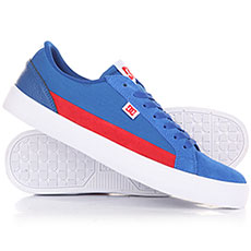 Кеды низкие DC Lynnfield Blue/Red