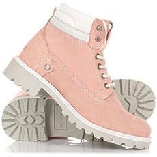 Ботинки зимние женские WRANGLER Creek Fur S Pink