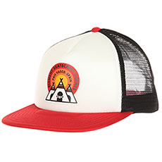 Бейсболка с сеткой Element Ea Trucker Cap Pompeian Red