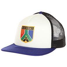 Бейсболка с сеткой Element Ea Trucker Cap Sodalite Blue