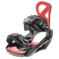 Крепления для сноуборда PRIME Snowboards P-bindings Rental Special Black